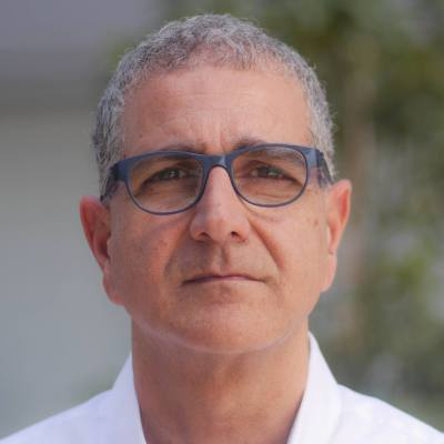 Erez Dayan, C.E.O Policy Check, 53, Tel Aviv, Israel.