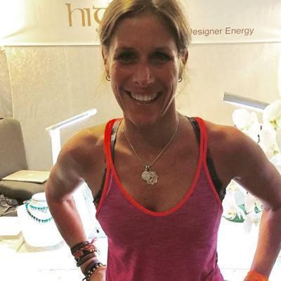 Gina Caruso, 38, St. Louis, Missouri.