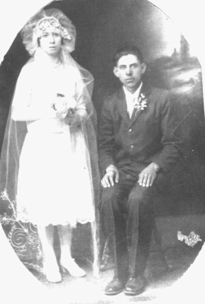 Angelina Quintana, Juan Francisco Sanchez (1929)