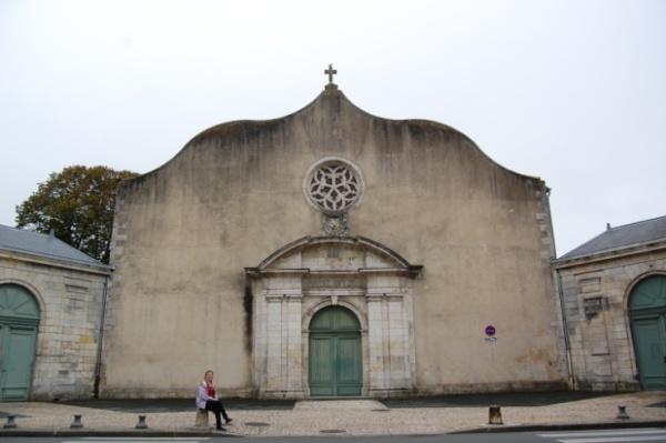 Jean Pierre David dit Saint Michel's final resting place in La Rochelle, France