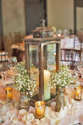 simply stunning weddings. venue decor. wedding centre piece