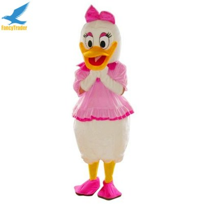Enchanted Daisy The Duck