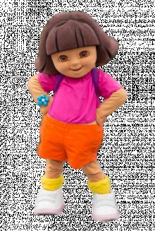 Enchanted Dora