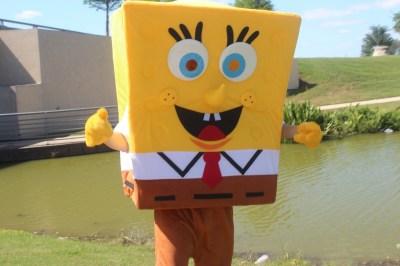 Enchanted Spongebob