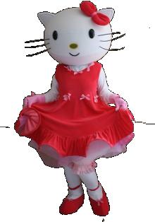 Enchanted Hello Kitten