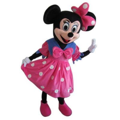 Enchanted Minnie The Mouse