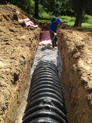 Drain and Sewer Line Cleaning/Replacement