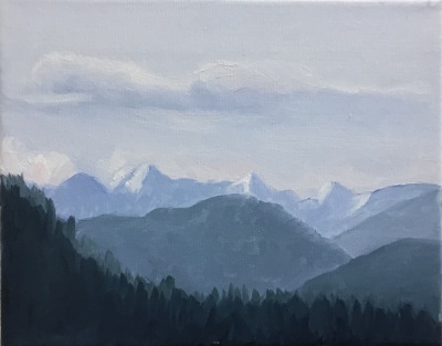 SOLD Blue Mountains
