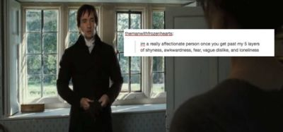 My date with Mr. Darcy