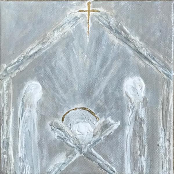 Nativity Scene - SOLD