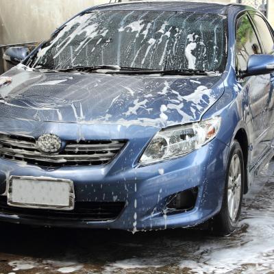 Lavagem automotiva