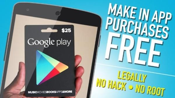 How To Get Free In App Purchases On Android