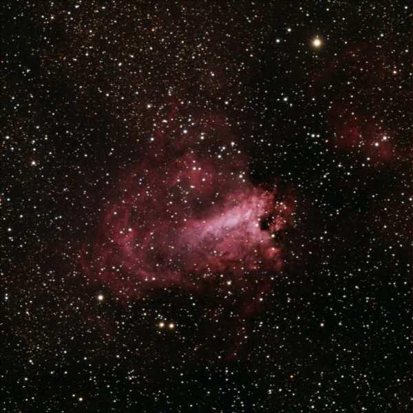 M17 Omega Nebula
