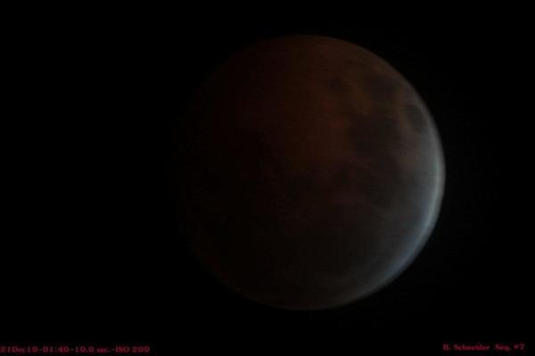Lunar Eclipse 7 Dec 2010