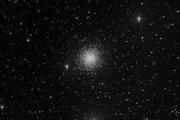 M15 Globular Cluster