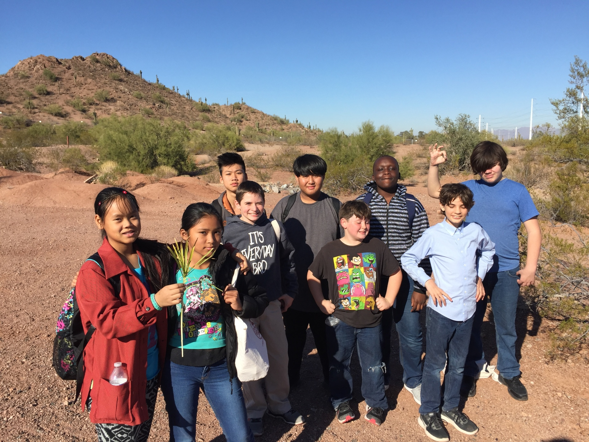 A Day at Papago Park