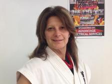 Instructor Cindy Feuerman