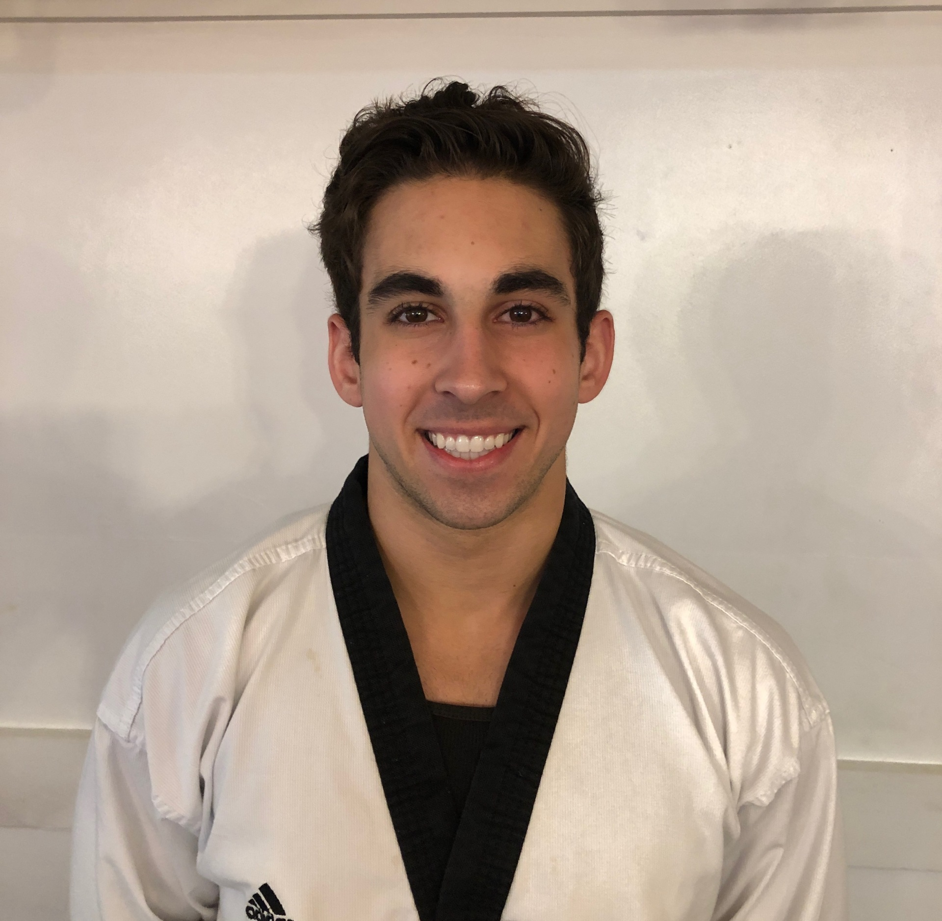 Assistant Instructor Freddy Tauro