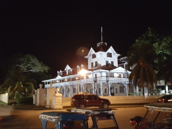 Silliman Hall ---  Heritage building