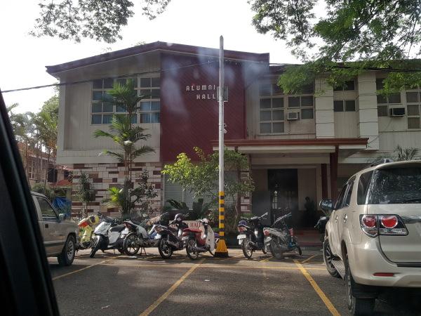 SU Alumni Hall
