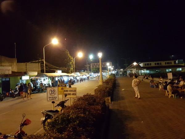 Boulevard - nite scene