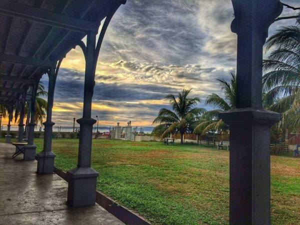 from Silliman Hall