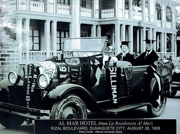 Dumaguete - Al Mar Hotel 1929