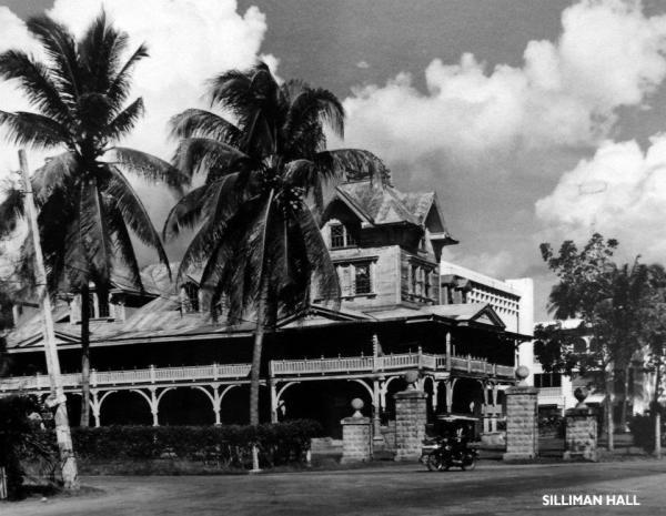 Silliman Hall