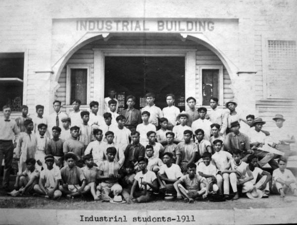 Industrial Students - 1911