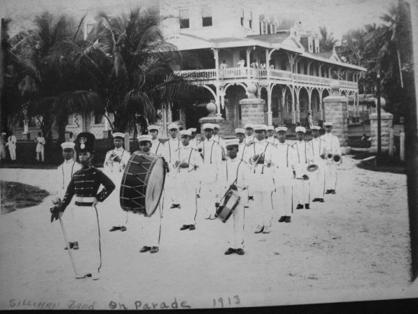 Drum & Bugle - 1913