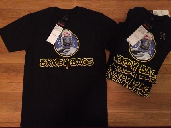 BXXDY BAGZ T-Shirts