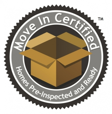 Move-in certified