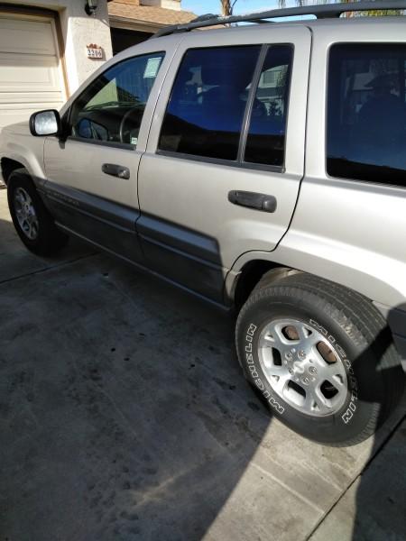 Jeep Cherokee Wash And Wax