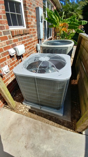 Morehead City-Basic Heat Pump Change Out
