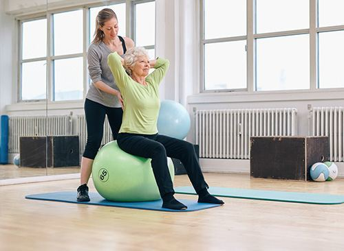 How Pilates and Fascial Stretch Therapy Can Help Fight Parkinson's Disease