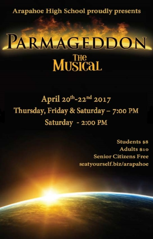 Parmageddon: The Musical