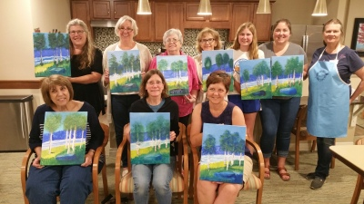 Sip And Paint Mon 6/24