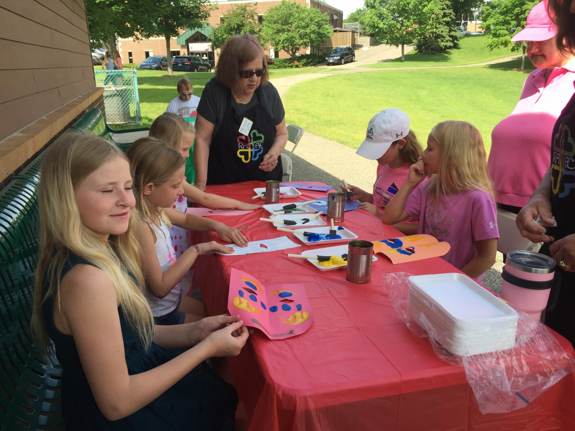 Art in the Park Wed. 6/26