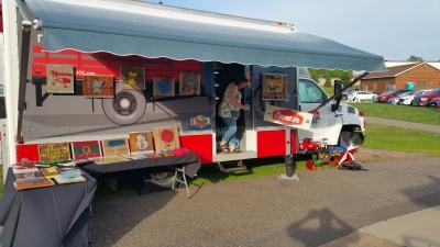 Minnesota Art Truck, Sat. 6/29