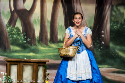 "Belle, ""Beauty & the Beast"""