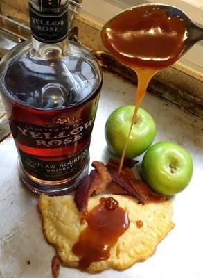 Bourbon Bacon Caramel Sauce
