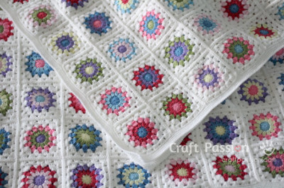 Crochet Along - Chapter 4