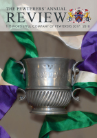 Pewter Review 2017 -2018