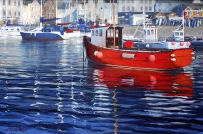 Red White & Blue, Lyme Regis