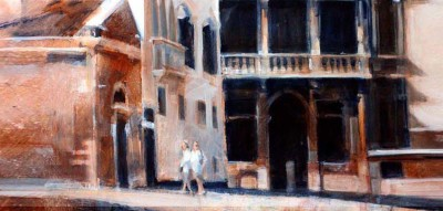 Early Sun Venice