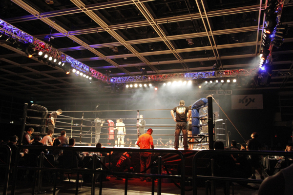 Event Management & production for live sporting events in Hong Kong and Singapore