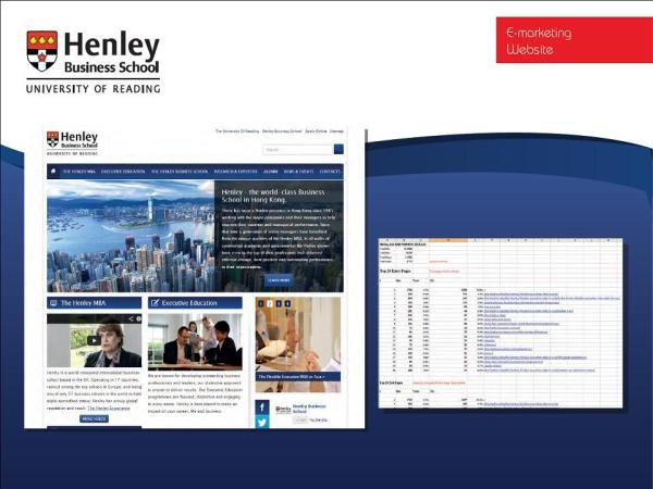 PR agency and Marketing agency for Henley Business School in Hong Kong and Malaysia