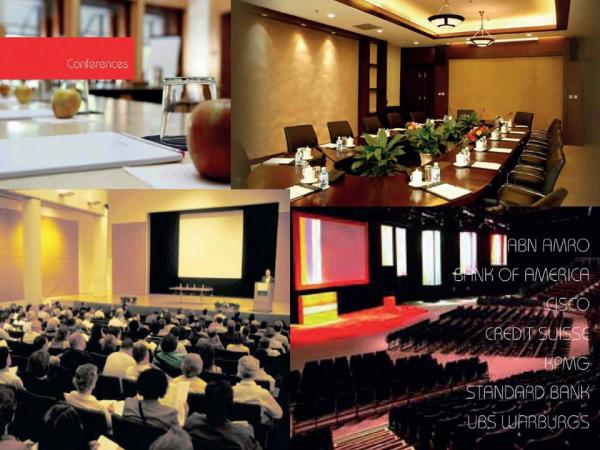 Conferences & events for blue-chip companies in Hong Kong