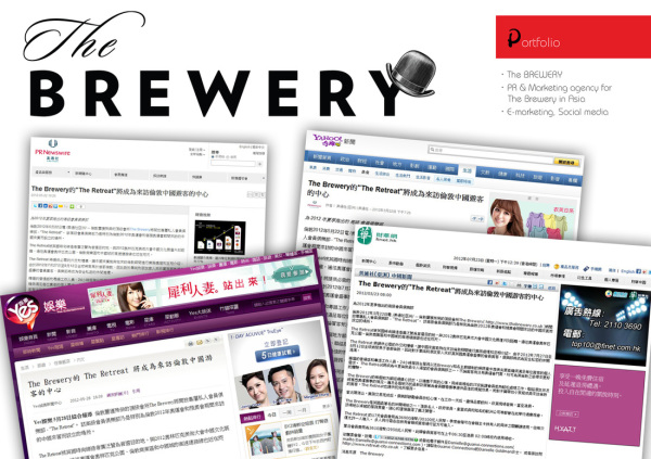Social media, blogging, SEO and SEM for The Brewery in London for London Olympics