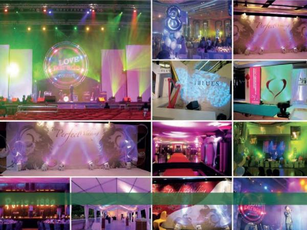 Lighting and technical production